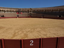 Seville Bullring Royalty Free Stock Image