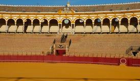 Seville bullring Stock Image