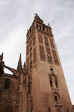 Seville Cathedral Belfry Stock Photos