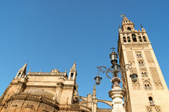 Seville Cathedral Stock Photos