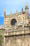 Seville Cathedral Stock Photo