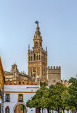 Seville Cathedral, Spain Royalty Free Stock Image