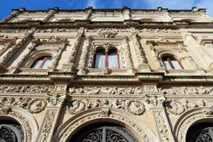 Seville city hall Stock Photos