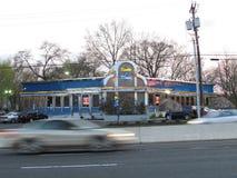 Seville diner on Rt 18 in NJ, USA. Stock Image