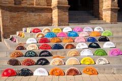 Seville fan zdjęcia stock