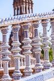Seville, filary zdjęcia stock