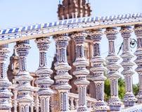 Seville, filary fotografia royalty free