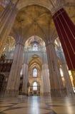 Seville - Indoor of Cathedral de Santa Maria de la Sede. Royalty Free Stock Photography