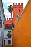 Seville Juderia barrio Andalusia Sevilla Spain Royalty Free Stock Image
