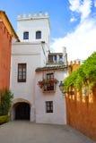 Seville Juderia barrio Andalusia Sevilla Spain Stock Photo