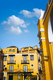 Seville la Macarena barrio street in Sevilla Royalty Free Stock Images