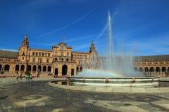 Seville landmark stock image