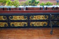 Seville Macarena dzielnicy fasady Sevilla Hiszpania Zdjęcia Royalty Free