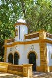 Seville maria luisa park gardens spain. Seville maria luisa park gardens in andalucia spain Royalty Free Stock Image