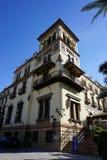 Seville miasta widok obraz royalty free