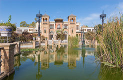 Seville - Museum of Popular Arts and traditions (Museum of Artes y Costumbres Populares) Stock Photo