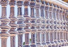 Seville pelare arkivbilder