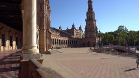 Seville plaza de epana lager videofilmer