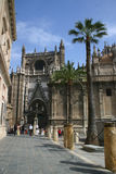 Seville's Cathedral Stock Image