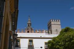 Seville, Sevilla, Hiszpania, Andalusia, Iberyjski półwysep, Europa, Zdjęcie Royalty Free