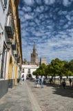 Seville, Sevilla, Hiszpania, Andalusia, Iberyjski półwysep, Europa, Fotografia Stock