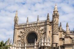 Seville, Sevilla, Hiszpania, Andalusia, Iberyjski półwysep, Europa, Zdjęcia Stock