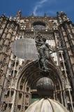 Seville, Sevilla, Hiszpania, Andalusia, Iberyjski półwysep, Europa, Obrazy Royalty Free