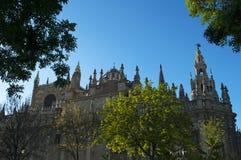 Seville, Sevilla, Hiszpania, Andalusia, Iberyjski półwysep, Europa, Obrazy Stock