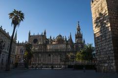 Seville, Sevilla, Hiszpania, Andalusia, Iberyjski półwysep, Europa, Zdjęcie Stock
