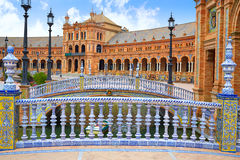Free Seville Sevilla Plaza De Espana Andalusia Spain Stock Photo - 80869260