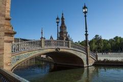 Seville Sevilla, Spanien, Andalusia, Iberiska halvön, Europa, Royaltyfria Foton