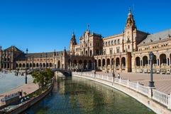 Seville Sevilla, Spanien, Andalusia, Iberiska halvön, Europa, Arkivfoto