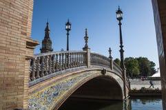 Seville Sevilla, Spanien, Andalusia, Iberiska halvön, Europa, Royaltyfri Fotografi