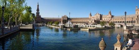 Seville Sevilla, Spanien, Andalusia, Iberiska halvön, Europa, Royaltyfria Bilder