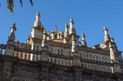 Seville Sevilla, Spanien, Andalusia, Iberiska halvön, Europa, Royaltyfri Foto