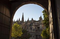 Seville Sevilla, Spanien, Andalusia, Iberiska halvön, Europa, Fotografering för Bildbyråer