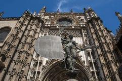Seville Sevilla, Spanien, Andalusia, Iberiska halvön, Europa, Royaltyfri Bild