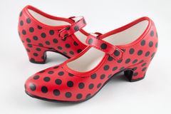 Seville shoes Stock Photography