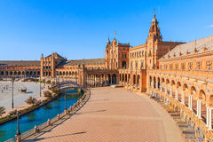 seville spain Royaltyfri Bild