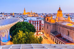 seville spain Royaltyfria Foton
