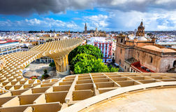 Seville, Spain, Andalusia - Giralda Stock Image