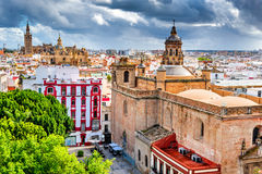 Seville, Spain, Andalusia - Giralda Royalty Free Stock Photography