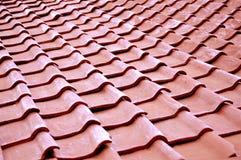 seville spain för tak för carmona fästningport tegelplattor Royaltyfria Bilder