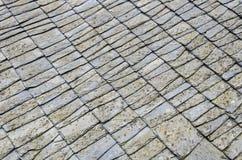 seville spain för tak för carmona fästningport tegelplattor Arkivbild