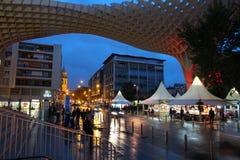 Metropol Parasol, Seville Royalty Free Stock Image