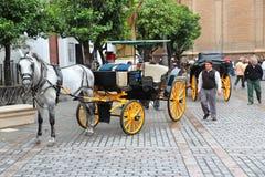 Sevilla Royalty Free Stock Photography