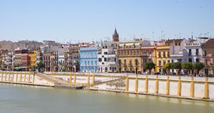 Seville, Spain. Royalty Free Stock Photos