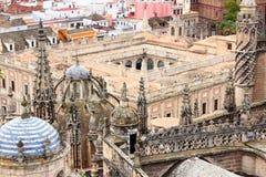 Seville Spanien Arkivbilder