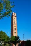 Seville Torre de los Perdigones torn Spanien Arkivbild