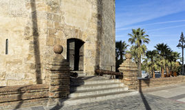 Seville Torre del Oro Royalty Free Stock Photography